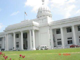 Park Viharamahadevi w Colombo