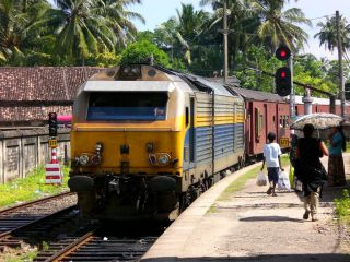 Reviews- Train to Galle