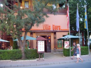 Reviews- Villa Bora Restaurant