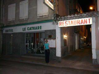 Avis - Restaurant Le Cathare