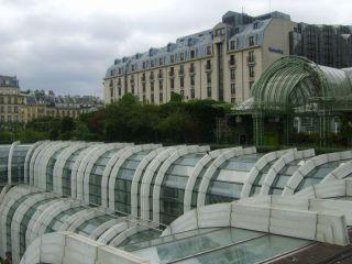 Recenze Nákupní centrum Les Halles