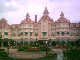 Disneyland Resort Paris Euro Disney In Bussy Saint Georges