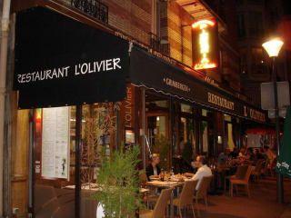 Restaurant L Olivier Paris Essy Les Moulineaux