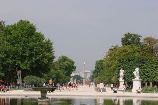 Reviews- Tuileries Garden