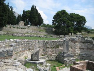 Reviews- Salona Ruins