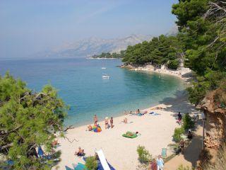 Plaża Baska Voda