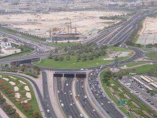 Autosrada Sheikh Zayed Road