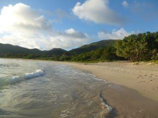 Plaża  Rendezvous Bay