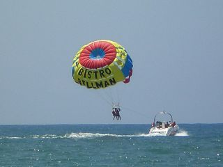 Reviews- Parasailing - Alanya
