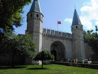 Avis - Palais de Topkapi