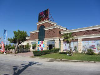 Avis - Centre comercial Lyra Park