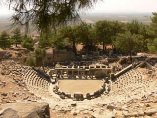 Reviews- Ruins  Priene