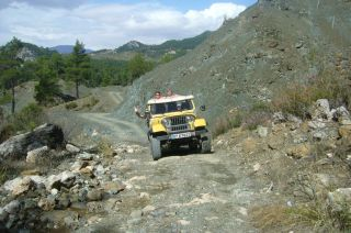Reviews- Kemer Jeep Safari