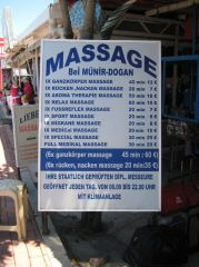 Reviews- Massage center