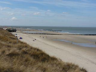 Plaża Domburg