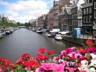 Kanał Amsterdam