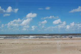 Plaża Katwijk aan Zee