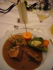 Restauracja Gasthof Kapitel