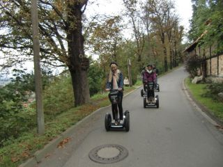 Wycieczka Harzdrenalin Segway Touren