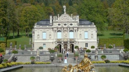 Reviews- Linderhof Palace