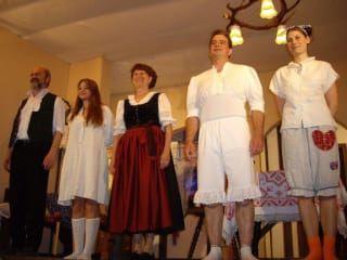 Recenze Lidové divadlo Berchtesgaden