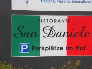 Restauracja San Daniele