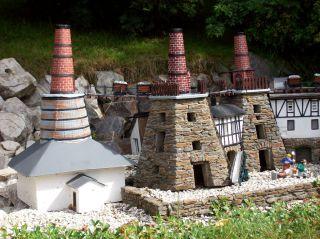 Park Miniatur Klein-Erzgebirge