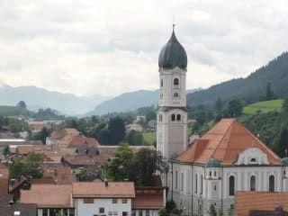Kościół Parafialny St. Andreas Nesselwang