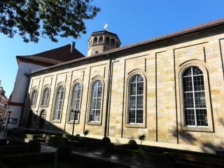 Avis - Schloßkirche Unsere Liebe Frau Bayreuth