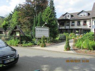 Restauracja Der Berghof am See