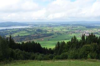 Kolejka Linowa Buchenbergbahn Buching