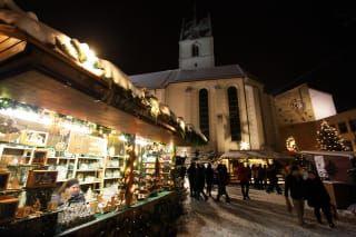 weihnachtsmarkt friedrichshafen in friedrichshafen holidaycheck. Black Bedroom Furniture Sets. Home Design Ideas