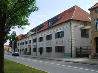 Avis - Ancien arsenal de Wismar