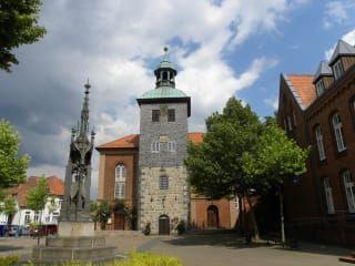 Avis - Kirche St. Johannis der Täufer