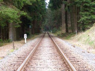 Ścieżka Turystyczna L1 Künischer Grenzweg Lam