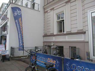 Avis - Fahrradvermietung OstseeBike Warnemünde