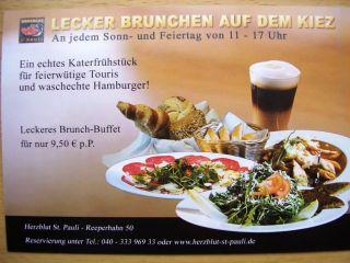 Reviews- Herzblut St. Pauli Bar