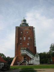 Avis - Lighthouse Neuwerk