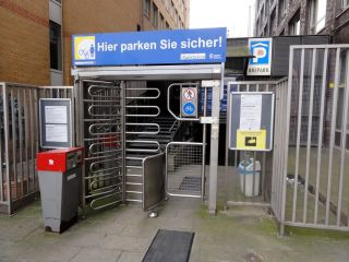 Wypożyczalnia rowerów Hauptbahnhof