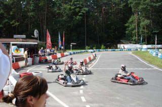 Avis - piste de Go-kart