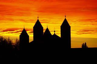 Kościół Benedyktynów Münsterschwarzach