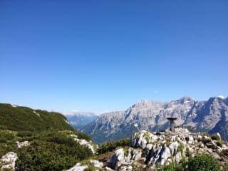 Klettersteig Schuster Gangl