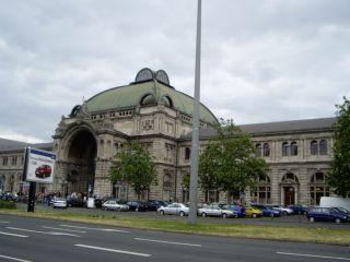Opiniones - Estación central de Nürnberg