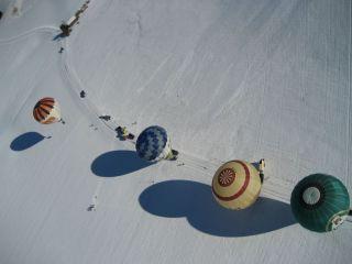Avis - Vol en montgolfière Bad Hindelang