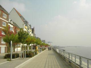 Avis - Promenade du Rhin