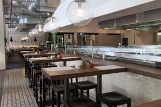 sehr empfehlenswert kantine deluxe in berlin spandau holidaycheck. Black Bedroom Furniture Sets. Home Design Ideas