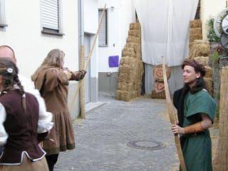Wydarzenie Średniowieczne Spectaculum