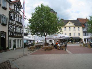 Zwiedzanie Miasta Bad Hersfeld