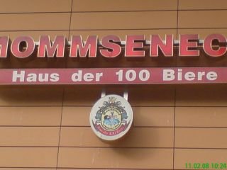 Reviews- Mommsen-Eck / House of 100 Beers
