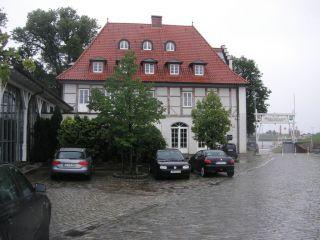 Restauracja Zollenspieker Fährhaus